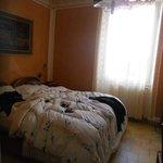 La camera e il nostro letto