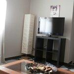 Salón de la suite