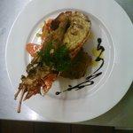 Foto de Delice Restaurant and Bar at La Haut Plantation