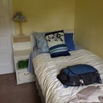 Twin room at the Ivy Dene.