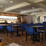 Hotel Lobby/Bistro