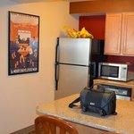 Studio Queen room - Kitchen view1