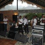 Live Band Set-Up