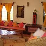 Executive Villa lounge