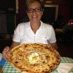 ca c'est une pizza normale!