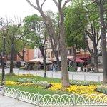 decoro urbano perfetto a istambul