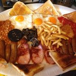 Mega breakfast - mega tasty, mega value!