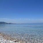 Ixia Beach (5min walk)