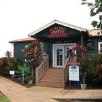 Kona Coffee Co. near Waimea