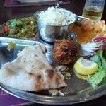 """This is it  - """"The Thali"""" - very nice!"""