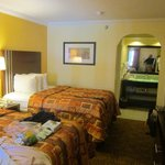 Little Rock Days Inn Room