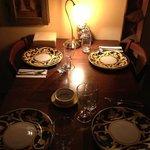 sala pranzo/cena