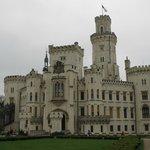 zamek Hluboka