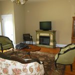 Living Room in the Proctor Suite
