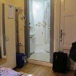 camera economy con bagno