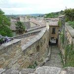 Rognes - secret passageway