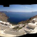 panorama of hotel