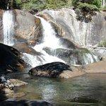 Cascada del Arroyo Frey
