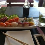 Sushi and Caipirinhas at Opium Restaurant