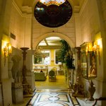 Hotel Spendide Royal Rome Lobby