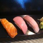 Sake/Toro/Hamachi