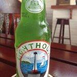 Coldest Beer in all of Belize!