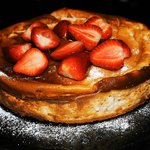 Learn to make this delicious Strawberry Ricotta Cheesecake at one of our cooking classes
