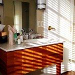 Bath With Light