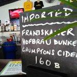 We found Crumptons Cider HERE  ^____^