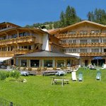 Berghotel summer