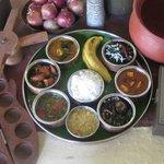 Madurai Rural Cuisine by a lady homemaker. A Gateway Initiative.