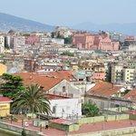 Mt. Vesuvius and Bay of Naples view