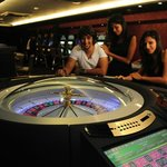 Crown Casino Electronic Roulette