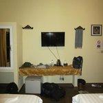 TV in room
