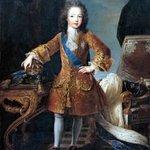 Retrato de Luis XV, sala Nins.