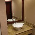 Executive Suite bathroom sink