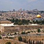 Jerusalem from Mt of Olives