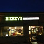 Dickeys entry Green Bay