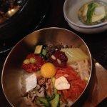 Jeju style bibimbap