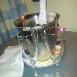 detalle por parte del hotel :-)