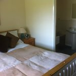 Both bedrooms en suite and immaculate