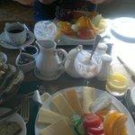 ...colazione