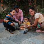 ers,choice-2013 winner ,raj's family photo