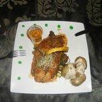 Mas q delicioso!!!! y bien acompañado de Tamarindo... q mas se puede pedir? jijiji