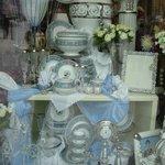 Negocio de venta de porcelana