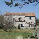 restaurant l olivier de paiolive a Les  Vans 07140