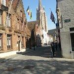 Prachtige middeleeuwse sfeer en schone straten!