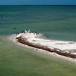 scorcio isola degli uccelli