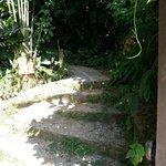 Escada lateral