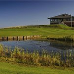 3rd Hole and Clubhouse